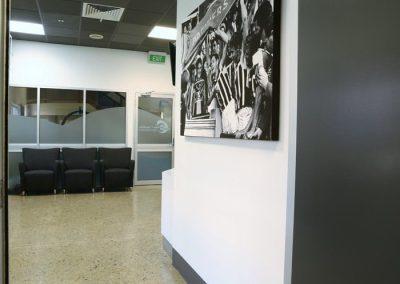 Nautilus Orthopaedics_Waiting Area
