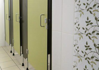 Toilet-Stalls