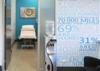 Typography Feature Wall