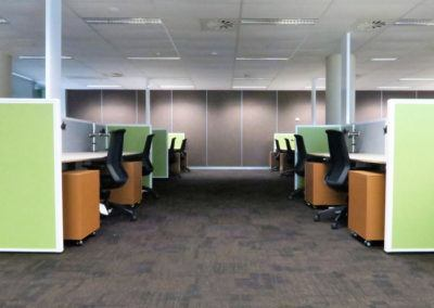 Commercial Office Fitout_Workstations