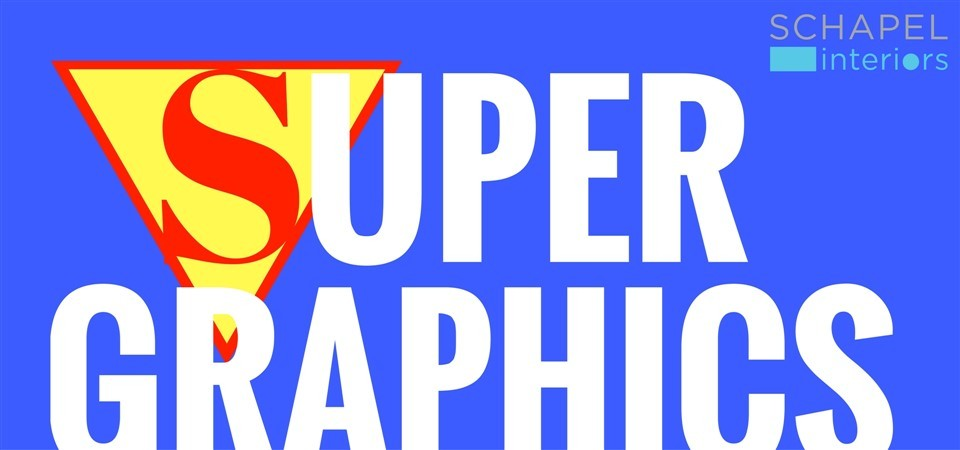 Supergraphics: Talking Walls!