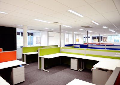 Imparja Open Plan Office