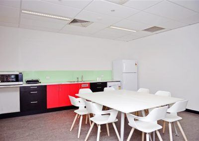 Imparja Staff Kitchen