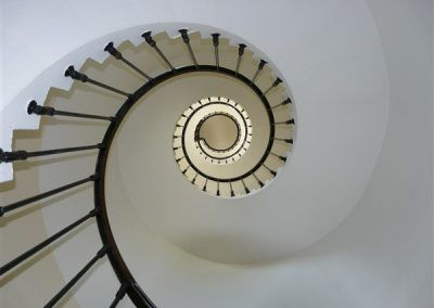 Be Inspired - Staircase detail