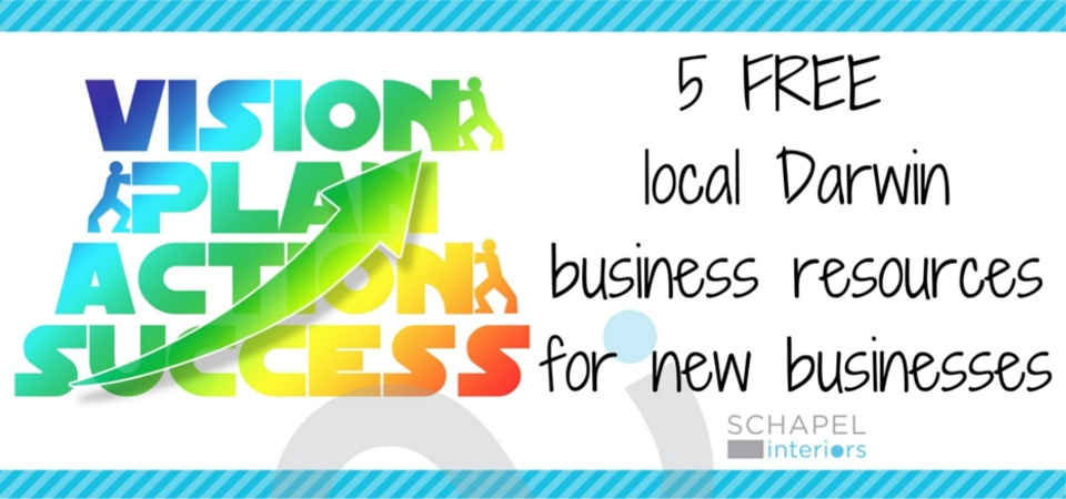 5 FREE local Darwin business resources for new businesses
