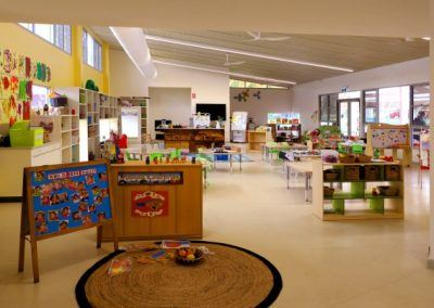 Braitling Preschool Interior