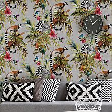 Lounge Room Wallpaper