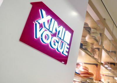 Ximi Vogue fitout, Casuarina Square
