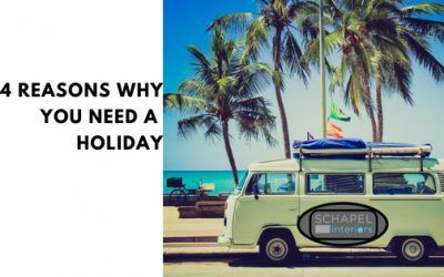 4 Reasons Why You Need a holiday