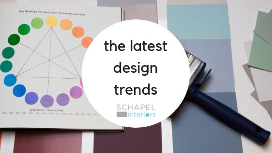The Latest Design Trends