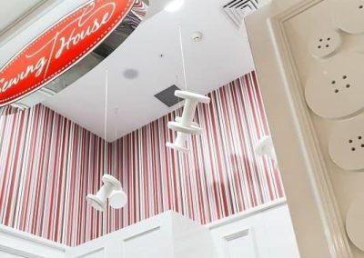 SewingHouse fitout, Gateway