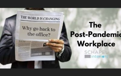 The Post-Pandemic Workplace